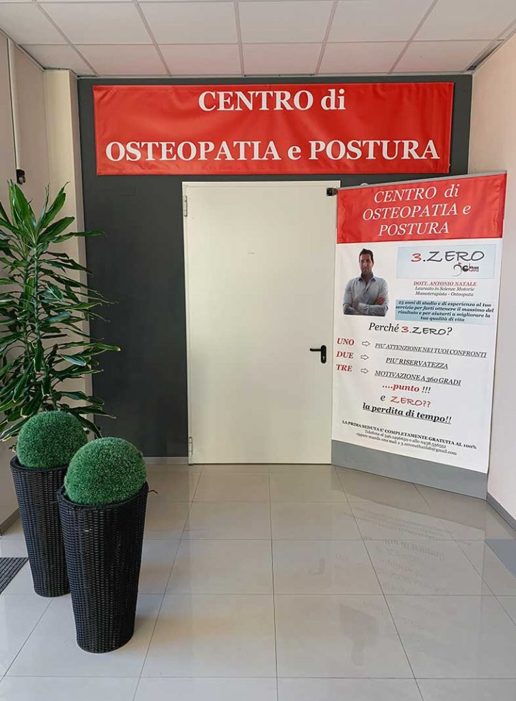 Osteopatia e Postura - dott. Antonio Natale